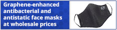 Graphene face masks at wholesale prices